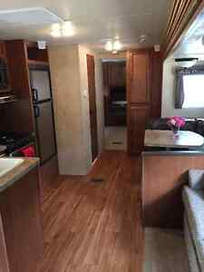 2014 Salem 31 Ft. Travel Trailer with Outdoor Kitchen Kawartha Lakes Peterborough Area image 9