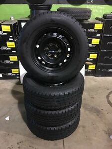 """17"""" Snow Tire Package for  GMC/Chevy truck!!"""