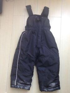 Boys size 2 snow pants