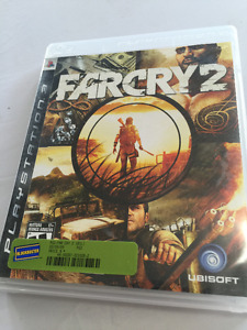PS3 Game - Far Cry 2
