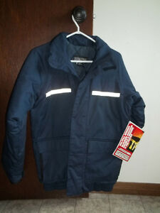 Dakota navy work jacket- BRAND NEW