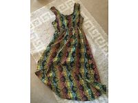 ALL DRESSES £5 cheap house clearance, summer dresses