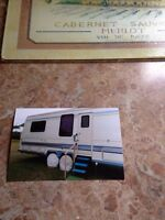 1993 29ft Holiday Ramblers fifth wheels