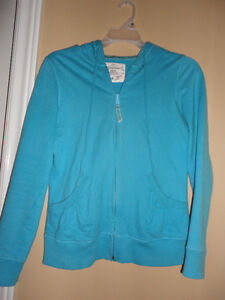 Women's blue colour light spring summer hoodie sweater London Ontario image 1