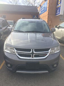 2012 Dodge Journey R/T SUV, Crossover