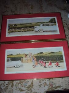 Canadiana Patterson prints