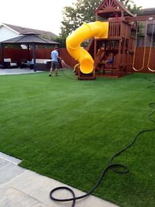 Artificial Turf, Fake Grass… Looks and feels like the real thing