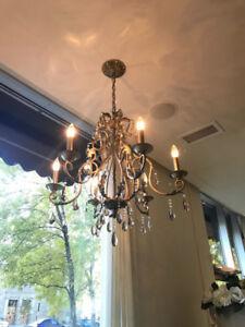 white chandelier kijiji : Chandelier Gallery