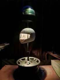 Upcycled floor light