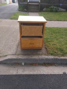 Free cabinet located at 3234 Glendale Rd.