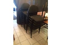 JOBLOT CHAIRS AND TABLES