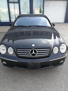 Mercedes CL500 - 2006 (FOR SALE)