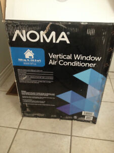 Air Conditioner for Vertical Window