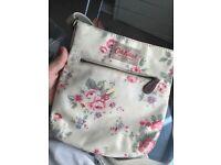 Small Cath Kidston Messenger Across Body Bag
