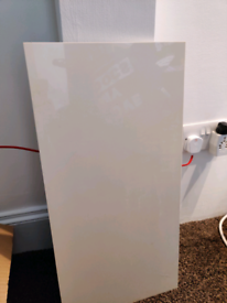 30 300x600 gloss off-white wall & floor tiles