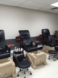 Pedicure chair buy sell items tickets or tech in edmonton kijiji classifieds - Massage chairs edmonton ...