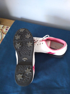 Womens Callaway Golf Shoes - size 7