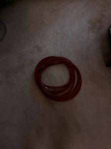 Rubber air hose