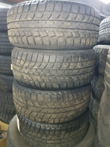 WEATHERMATE 225/ 50 R 16 WINTER HIVERS