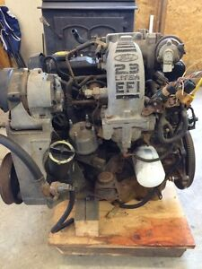 2.3L Ford Engine