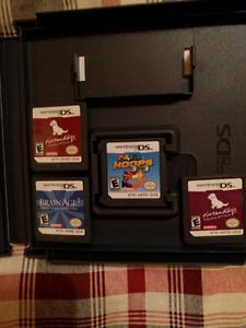 Ensemble de jeux pour Nintendo DS