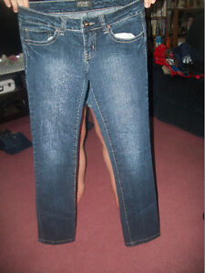 JEANS  AND LADIES BOOTS   $5 TO $10