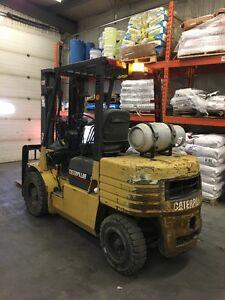 CAT 60 Forklift