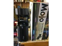 Mojo Spinmaster 3 scanners