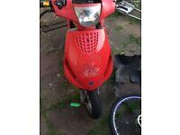 Piaggio zip 125cc