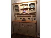 Shabby chic Dresser and French draws.