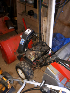 Snowblower, engines, lawnmowers and parts