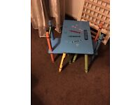 Kids table and chairs Crayola