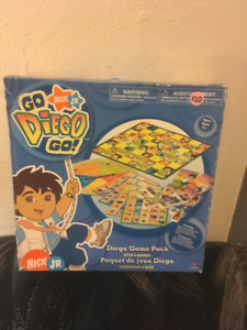 Go Diego Go Game Set