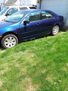 2007 Ford Fusion 5-speed