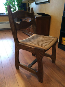 lot de 6 chaises salle a manger/set of 6 dining chairs