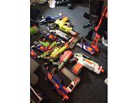 Nerf guns boys toys