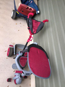 Little Tikes 4 -in- 1 trike - sports edition