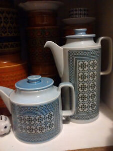 Hornsea Pottery ,Midwinter,  TG Green and more for sale