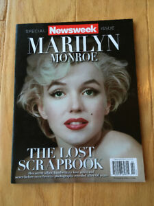 "Marilyn Monroe ""The Lost Scrapbook"" (Newsweek Special 2014)"