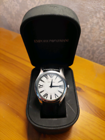 Emporio Armani Mens watch.
