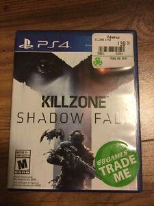 KILLZONE 4 SHADOW FALL [PS4]
