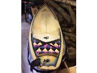 """6""""4 SPIDER SURFBOARD"""