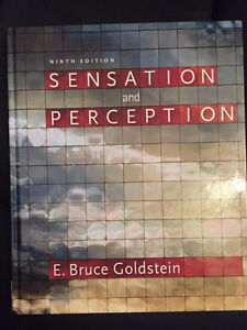 Sensation and Perception, 9th ed, Goldstein