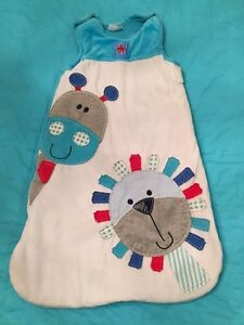 Various baby items, buntings, jackets