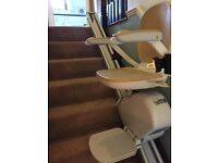 Acorn Superglide 120 Stairlift. 3 month warranty. Acorn will install!
