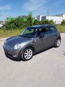 2010 MINI Cooper Auto/Panoramic roof Coupe (2 door)
