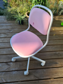 Child desk chair, Ikea