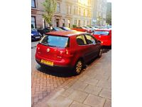 Vw golf mk5 1.6 fsi (6 speed)
