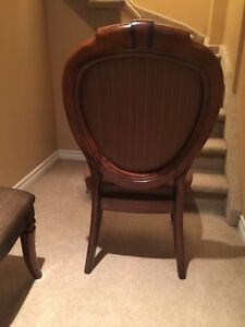 6 wooden Chairs 75.00 each