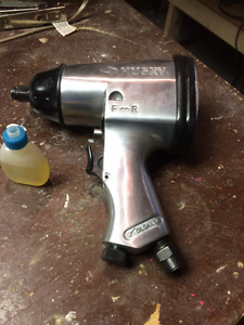 "1/2"" Air Impact Wrench - $40"